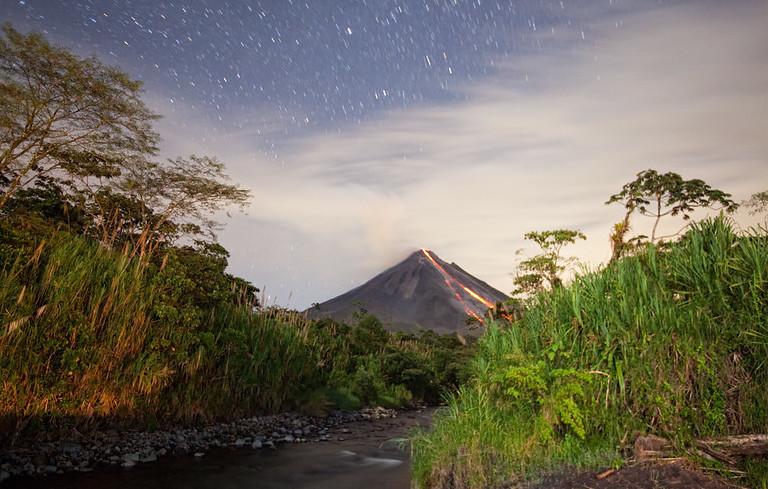 La Fortuna, el sorprendente lugar en Costa Rica para apreciar las estrellas