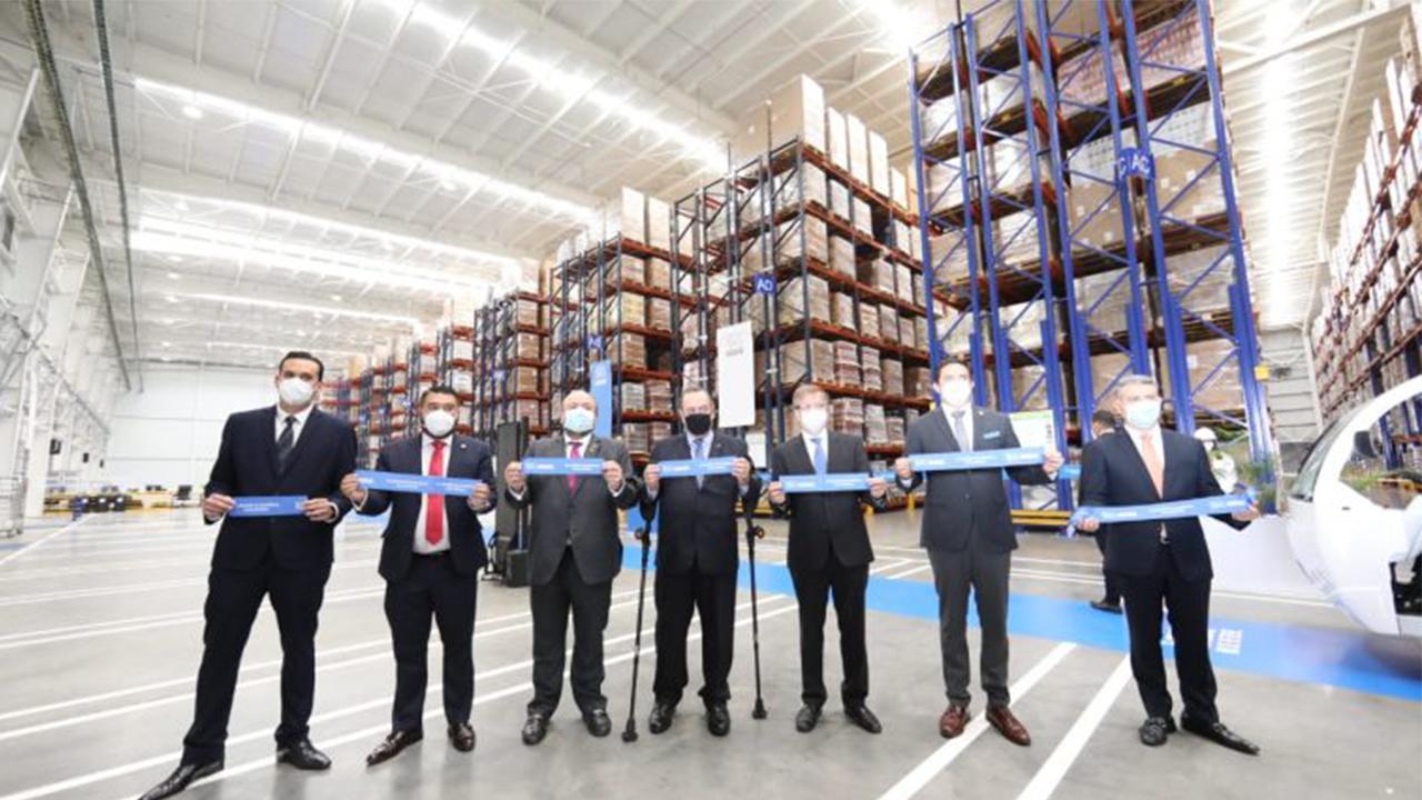 Nestlé inauguró en Guatemala su Centro de Distribución más grande de la región