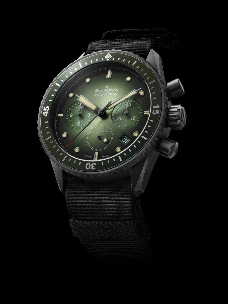 alta relojería Blancpain