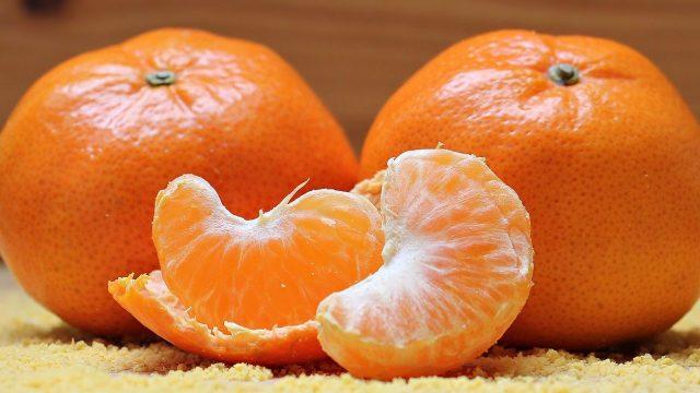 Mandarina. Foto: Pixabay.