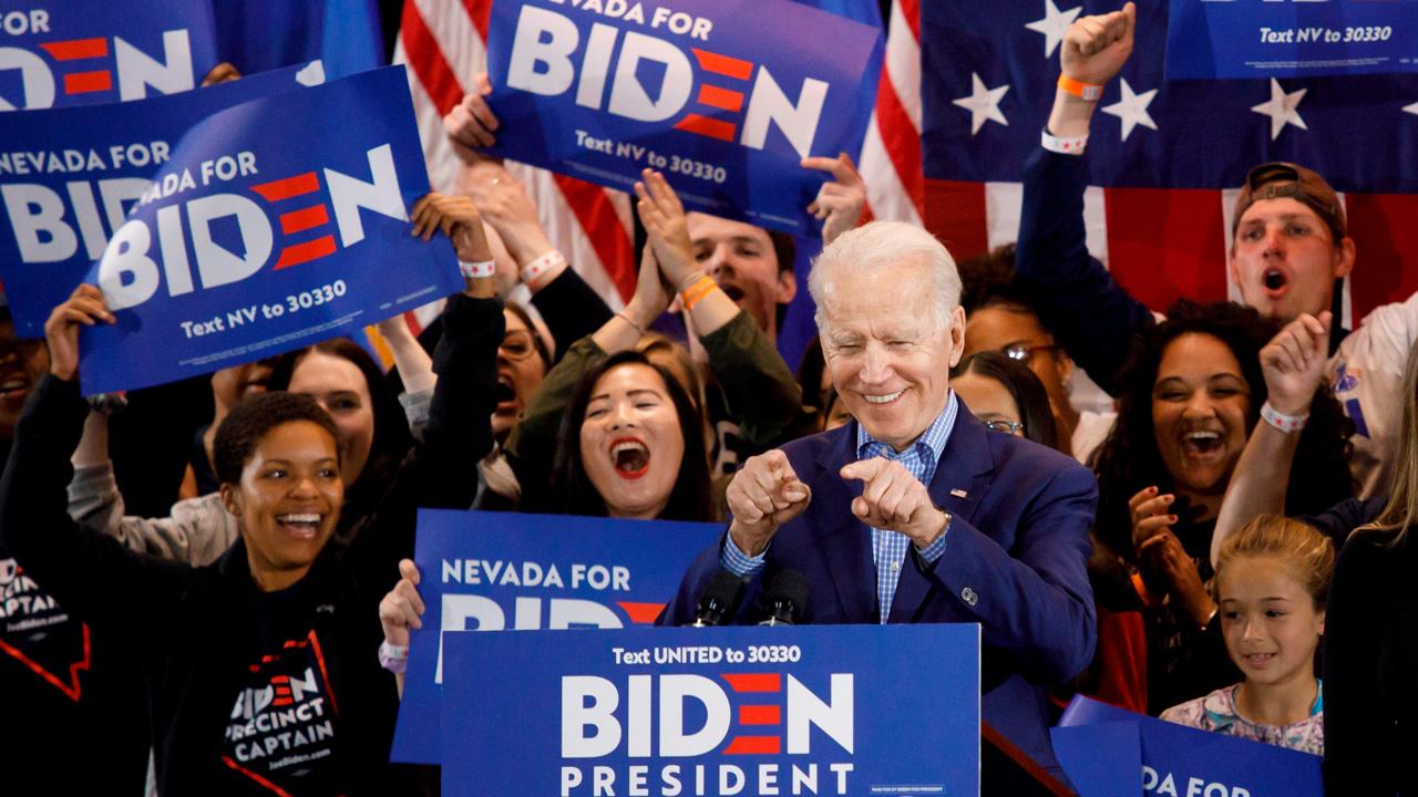 """Biden presenta un futuro Gabinete """"listo para liderar el mundo"""""""