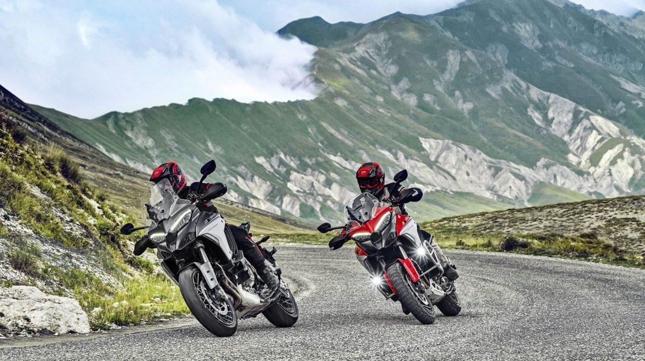 Ducati presenta una nueva generación de su icónica motocicleta