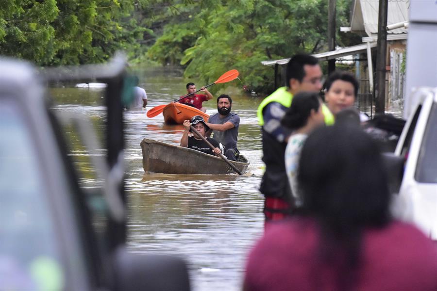 Procuradores de DH dicen Eta agrava el impacto de Covid en Centroamérica