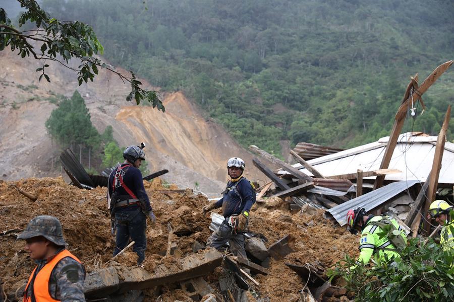 ¿Cuántos son los daños que dejó Eta en Guatemala y Honduras? Cepal lo averiguará