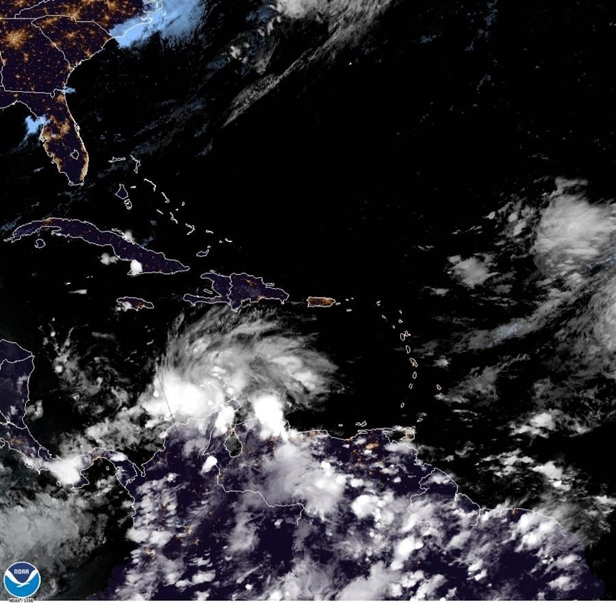 Costa Rica registra lluvia moderada por Iota y vigila nuevo fenómeno