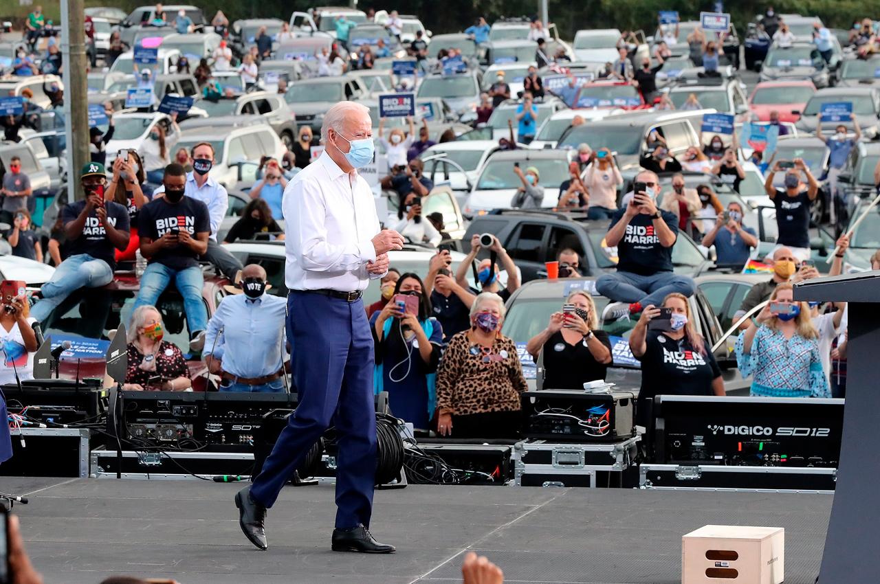 Joe Biden gana las elecciones de Estados Unidos, reportan medios