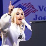 Cierre de campaña Joe Biden 2020 Lady gaga