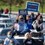 Elecciones estados unidos 2020 - Joe Biden gente