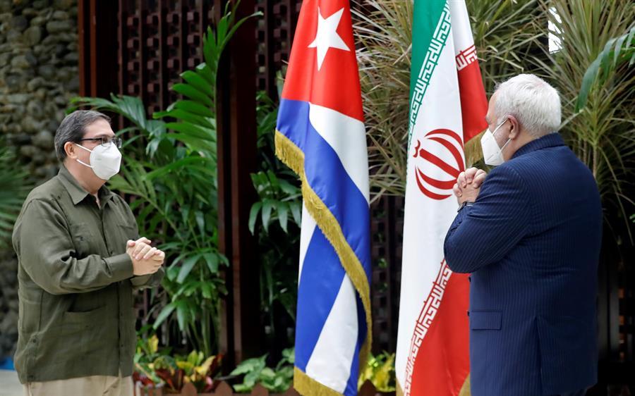 Cuba e Irán reafirman su alianza a la espera del nuevo presidente de EU