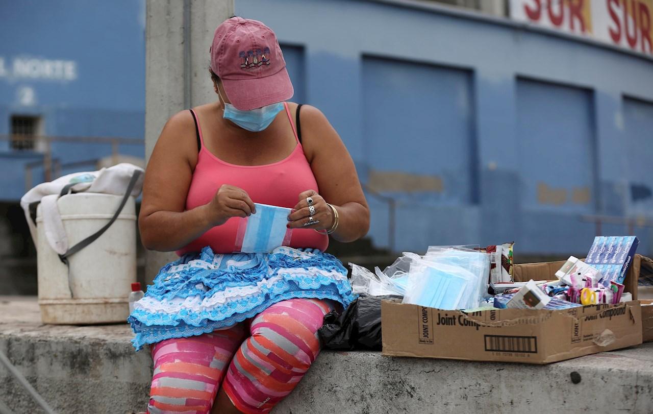 Más de 94,000 damnificados siguen en albergues en Honduras