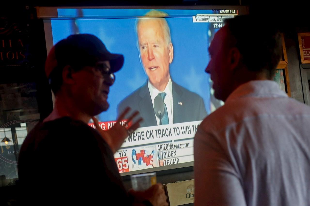 Inversionistas latinoamericanos esperan la toma del poder de Biden