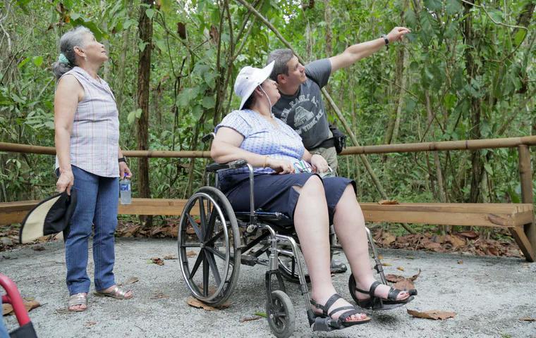 """Costa Rica, el """"mejor destino de turismo accesible"""": Lonely Planet"""