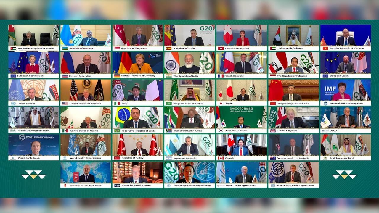 Líderes del G20 alertan:  hace falta dinero para acceso universal de vacuna