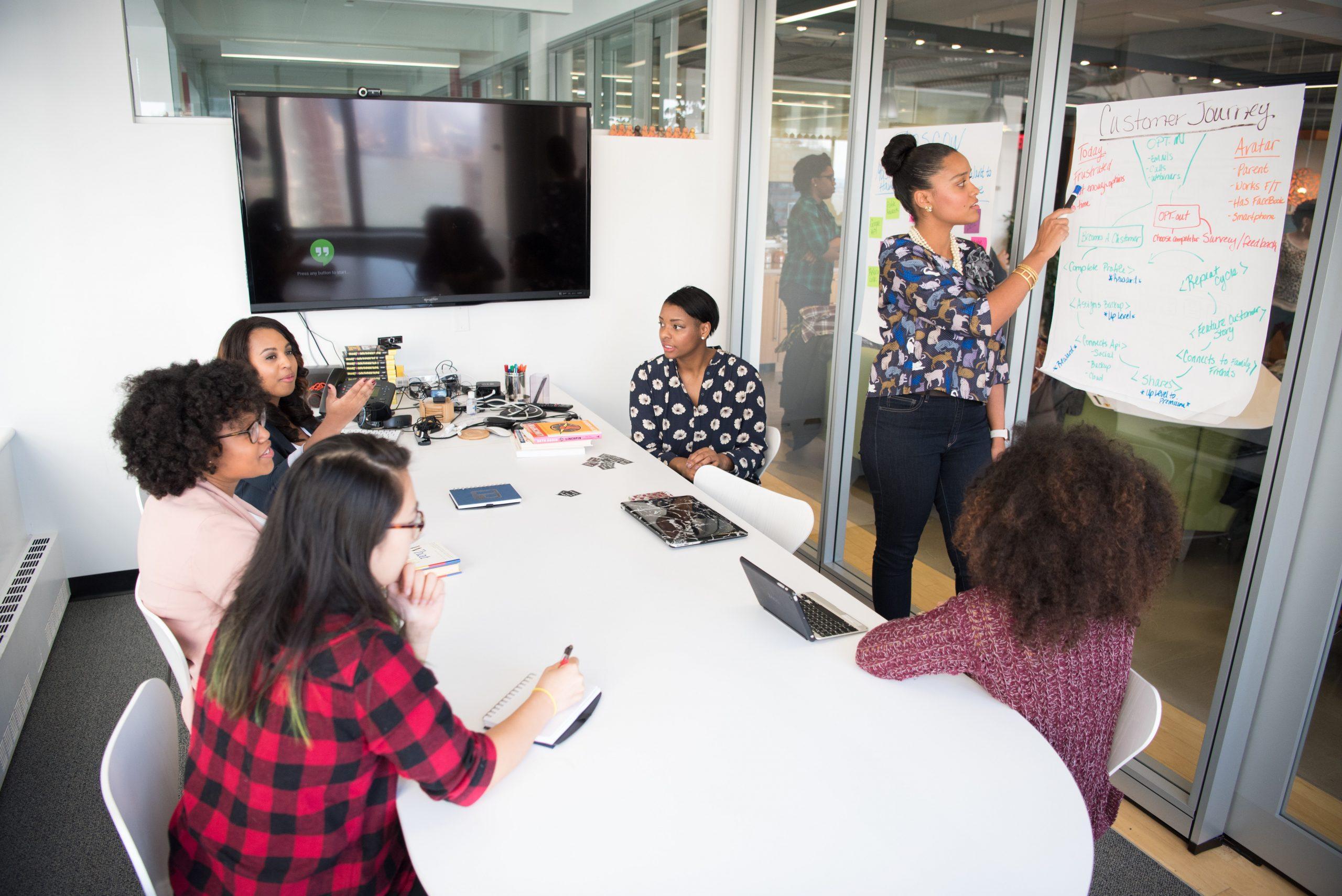 En el marco del día Mundial de la Mujer Emprendedora, redefinamos el mundo de los negocios y potenciemos el liderazgo de las mujeres en la economía digital