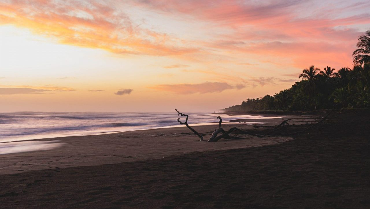 Esta guía te permitirá conocer más de las playas en Costa Rica