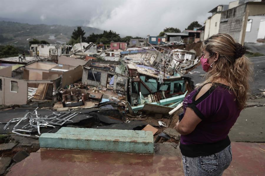 Amenazas naturales exponen vulnerabilidad de personas en norte de Costa Rica