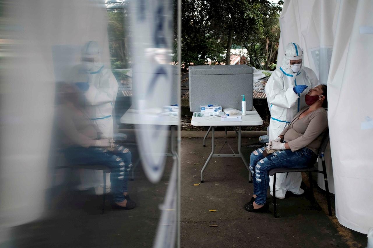 Costa Rica vive un repunte de casos y hospitalizados por COVID-19