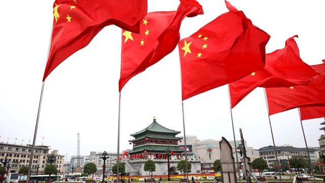 Bandera china 2