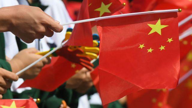 Bandera china 3