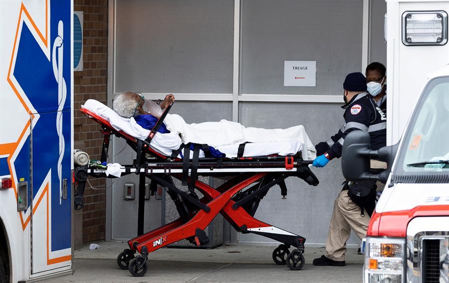 """OPS: """"Más de un millón de personas en las Américas han muerto"""" por COVID"""