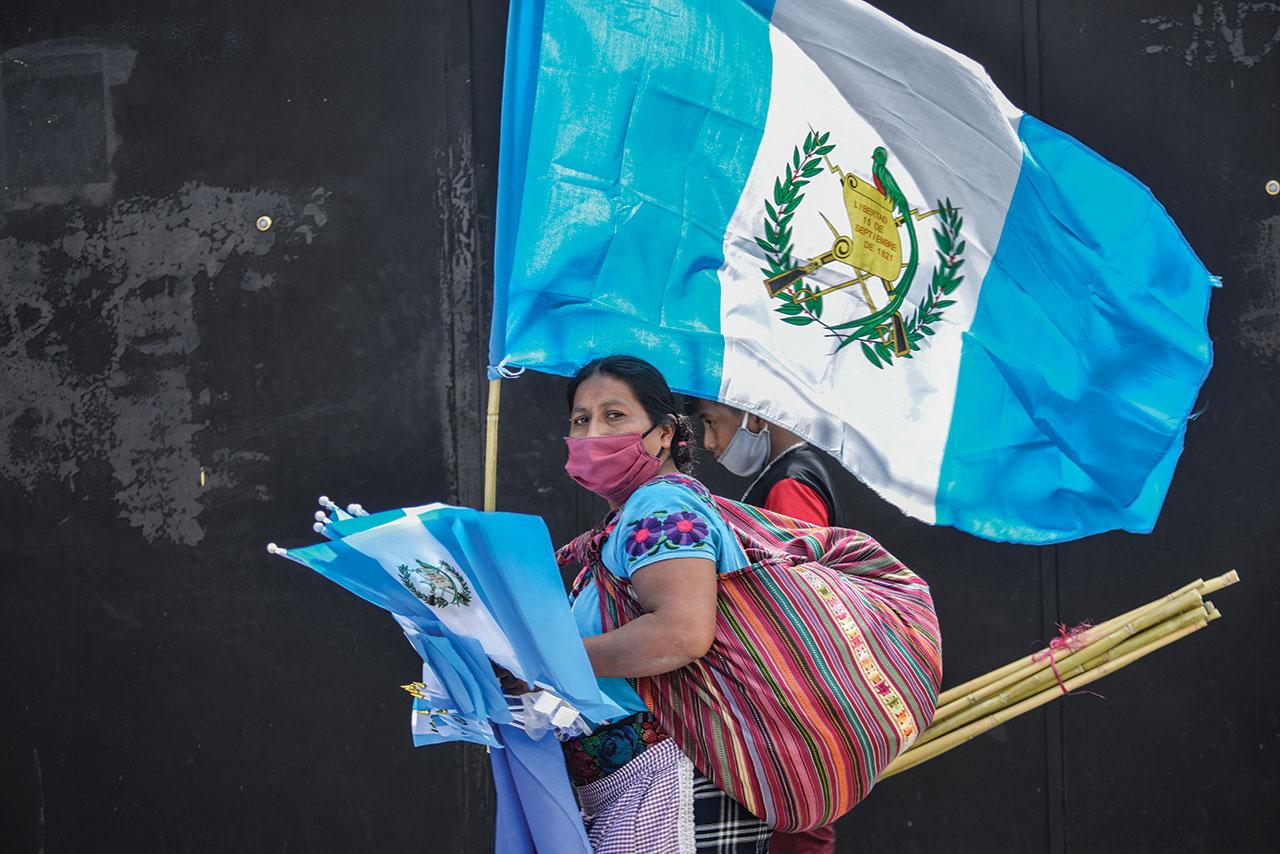 La economía de Guatemala da la batalla a la crisis del Covid-19