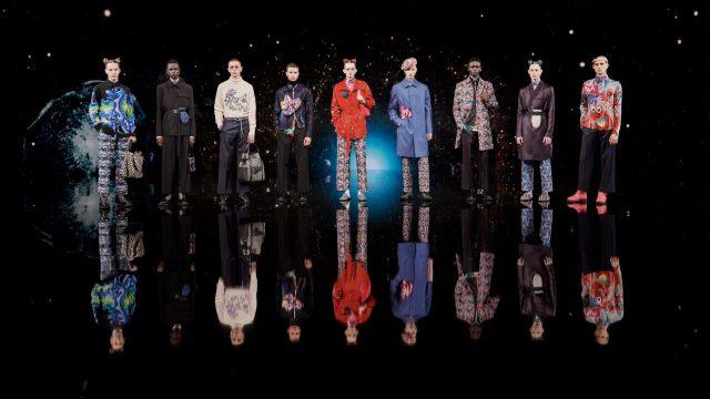 Dior colección moda