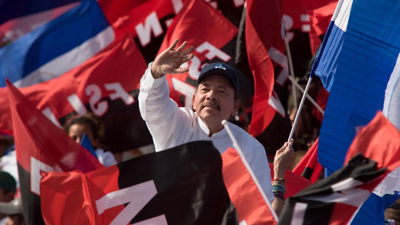 Nicaragüenses exiliados en Costa Rica piden a OEA desconocer las elecciones