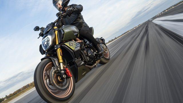 Ducati Lamborghini motocicleta