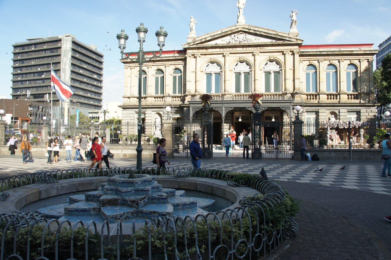 Costa Rica crea los Parques Naturales Urbanos para impulsar ciudades verdes