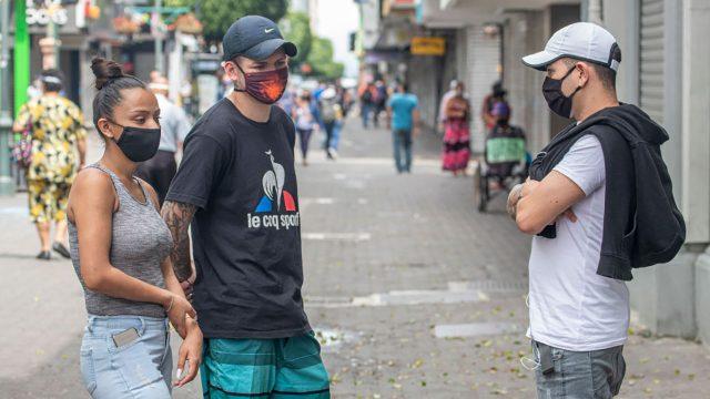 Gente calles Centroamerica 1