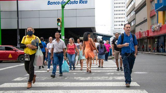 Gente calles Centroamerica 2