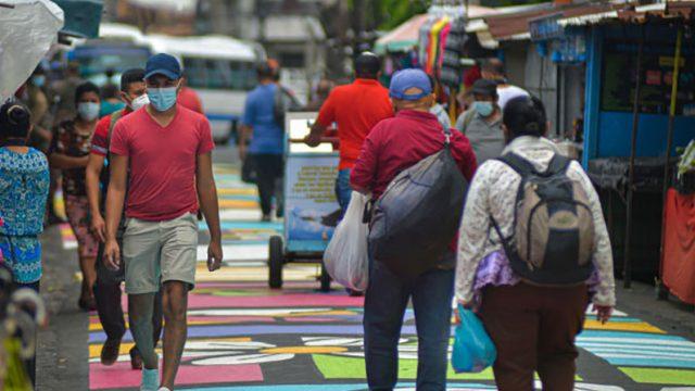 Gente calles Centroamerica 3