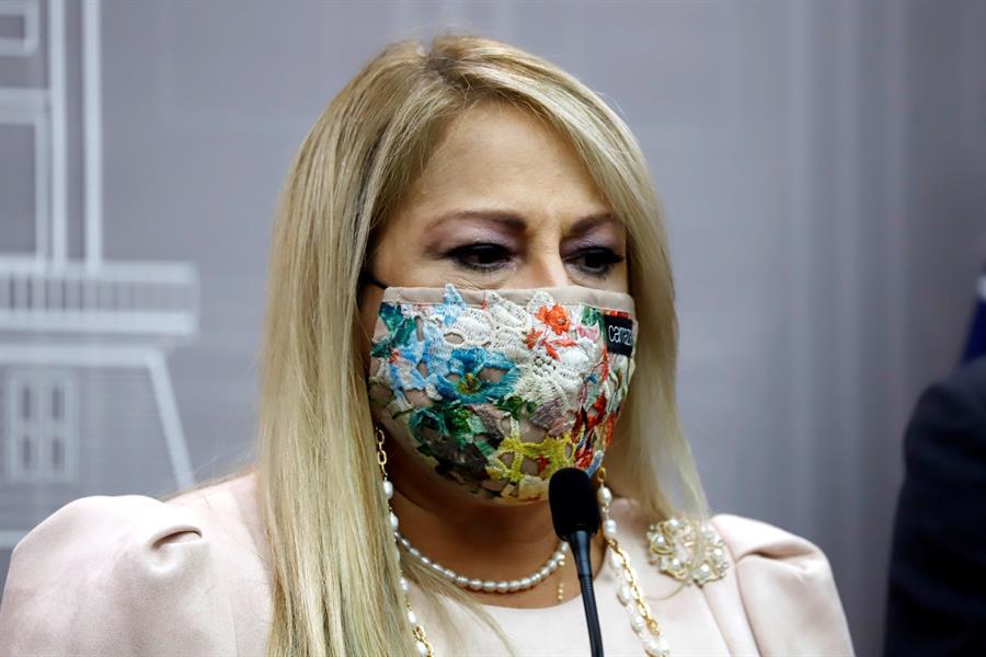 Gobernadora de Puerto Rico anunciará nuevas medidas contra Covid-19