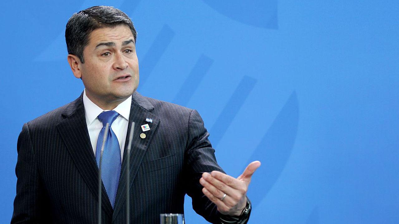 Presidente hondureño defiende zonas de empleo fuertemente criticadas