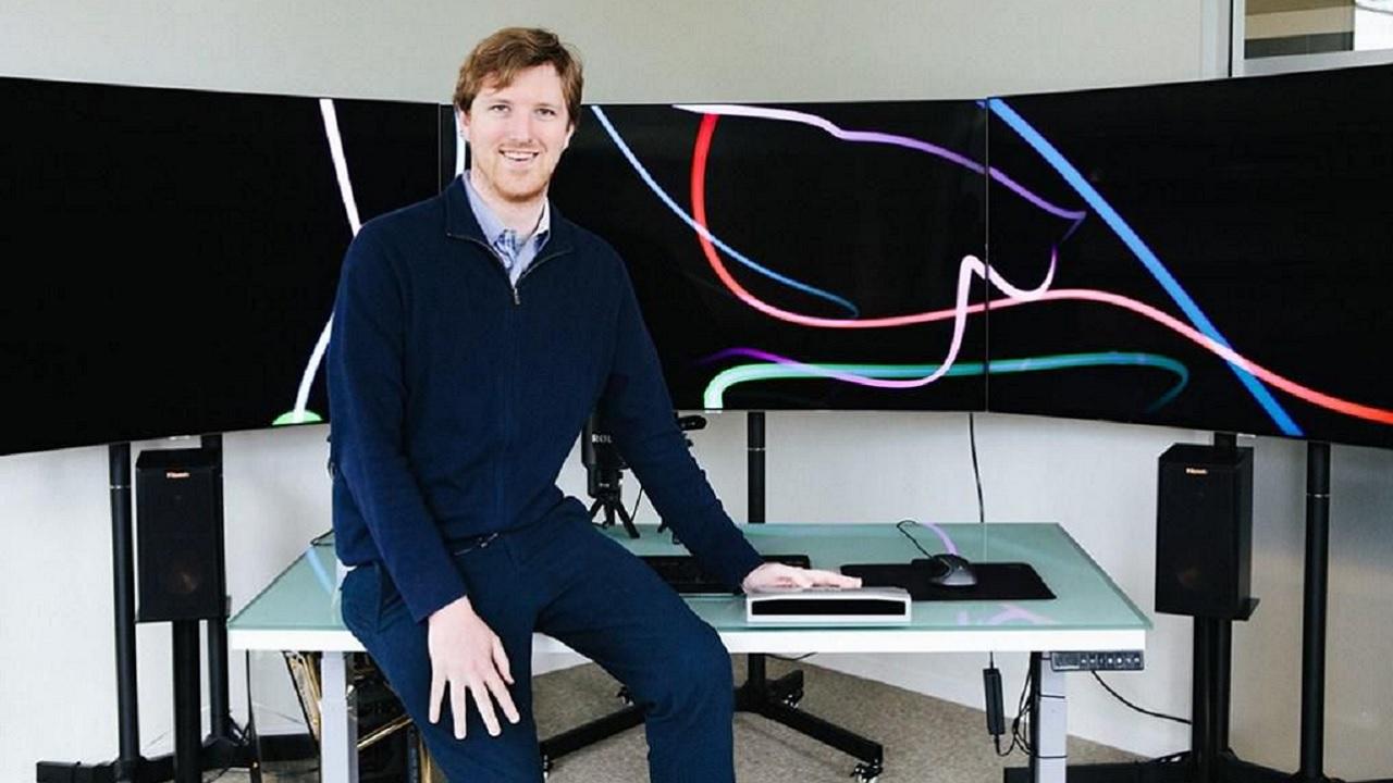 Con 25 años se volvió el multimillonario más joven por una empresa que fundó a los 17