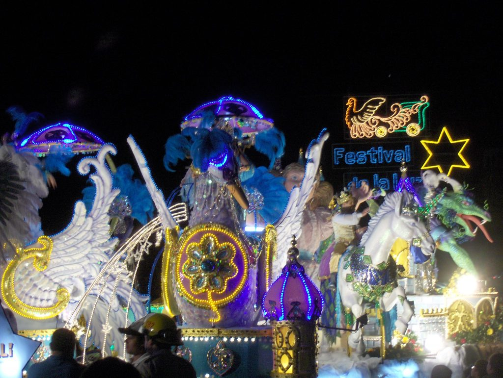 Fiestas Navidad Centroamérica