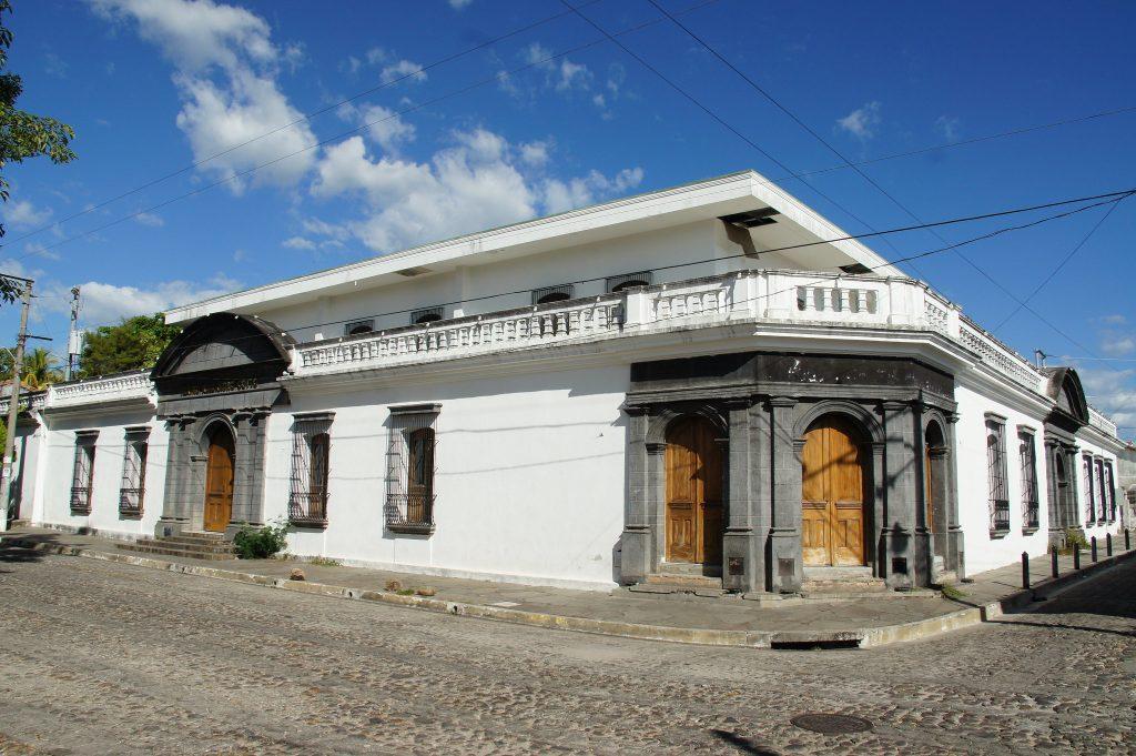 Suchitoto El Salvador pueblo colonial