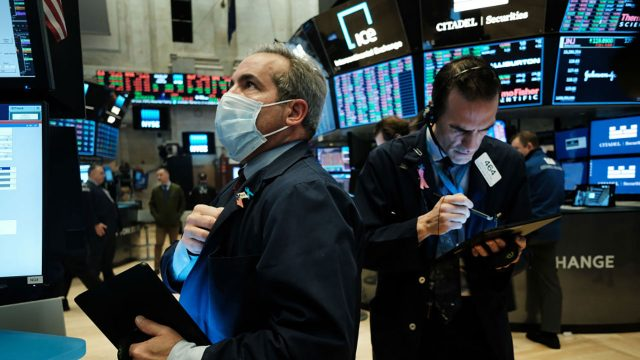 Wall Street Bolsa de Valores de New York 1