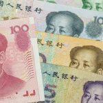 Yuan Billetes chinos China 1