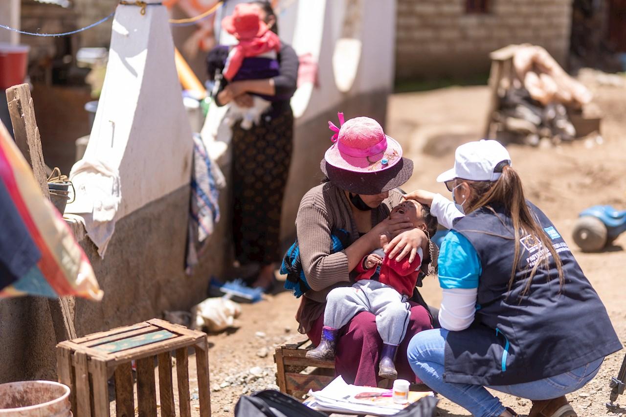 A la FAO le preocupa la alimentación de 3.7 millones de guatemaltecos