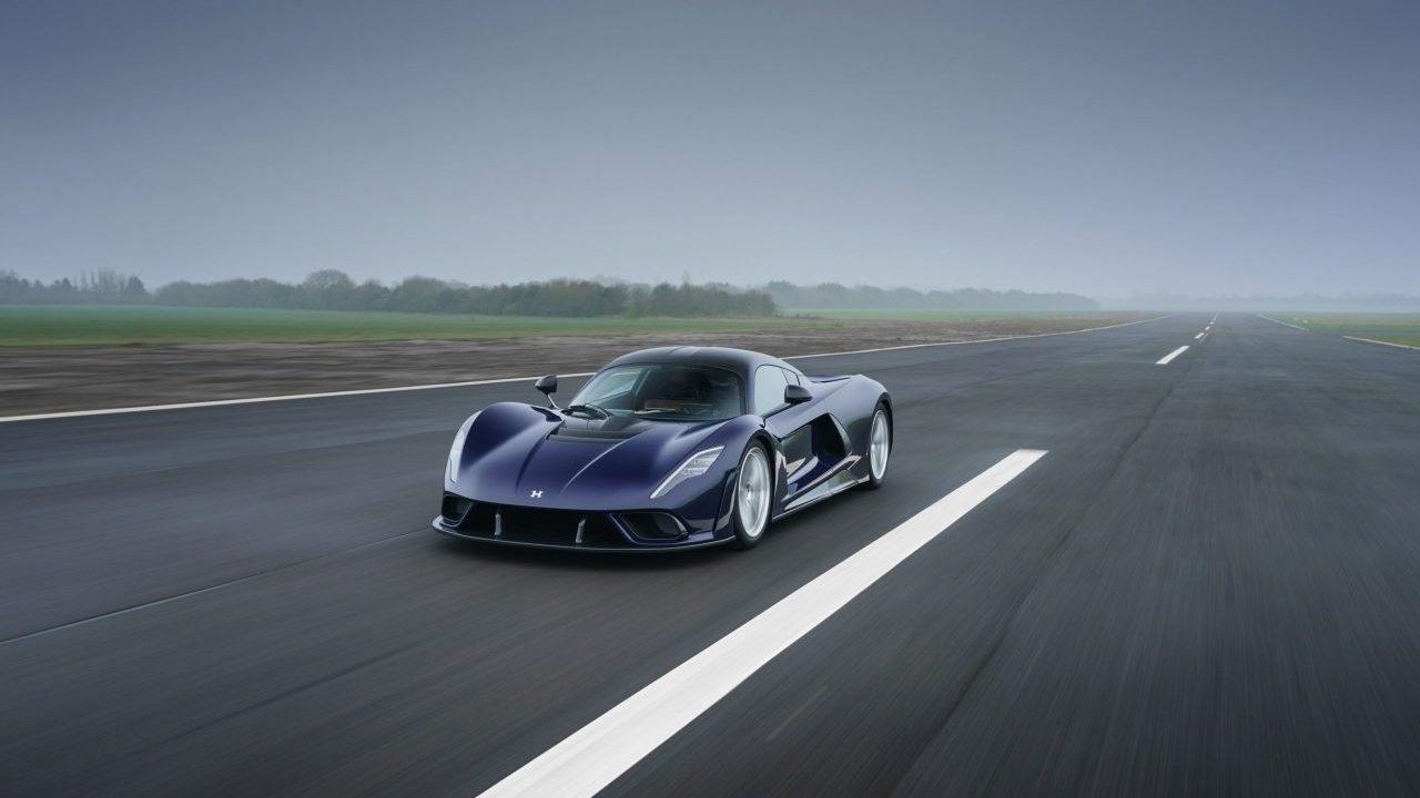 Hennessey lanza hiperdeportivo desafiando al Tuatara como el auto más rápido del mundo
