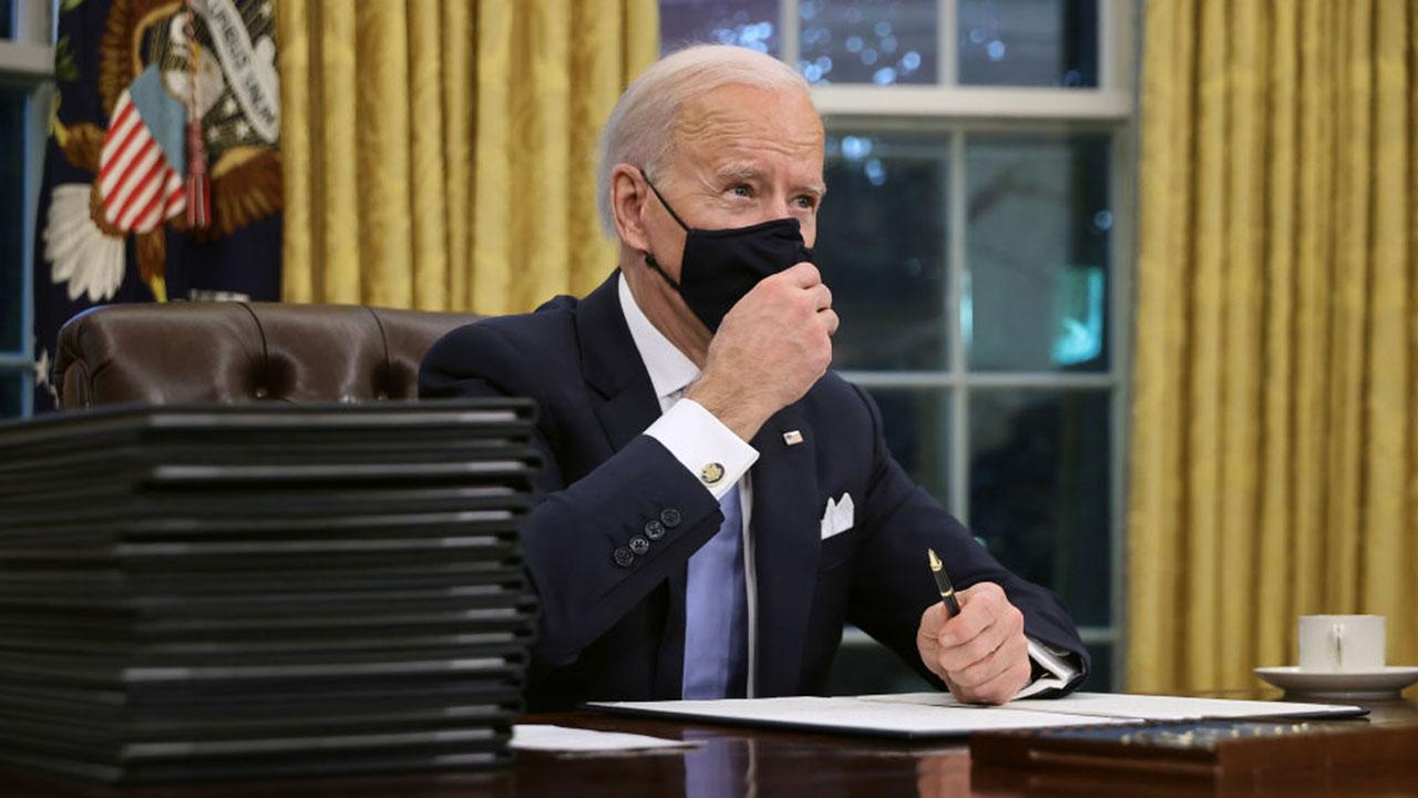Biden no descarta que sus planes de gasto no se aprueben esta semana