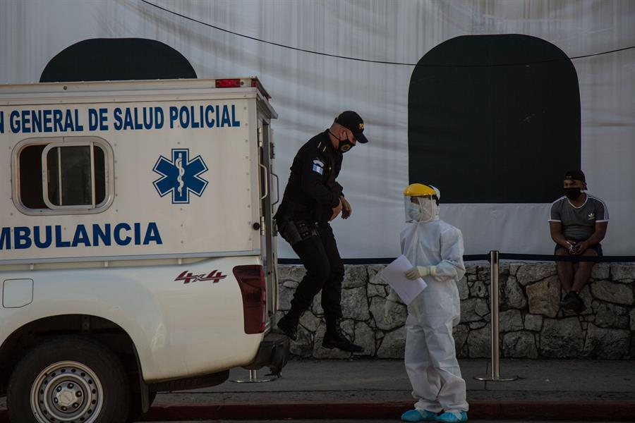 Cuántos contagiados de covid-19 han utilizado seguro privado en Guatemala
