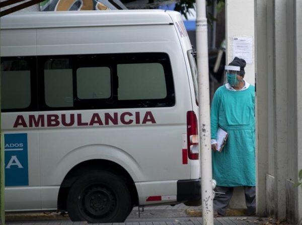 Nicaragua registra 182 muertes por COVID-19 y 6,918 contagios