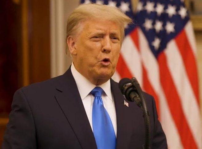Así será la despedida de Trump de la Casa Blanca