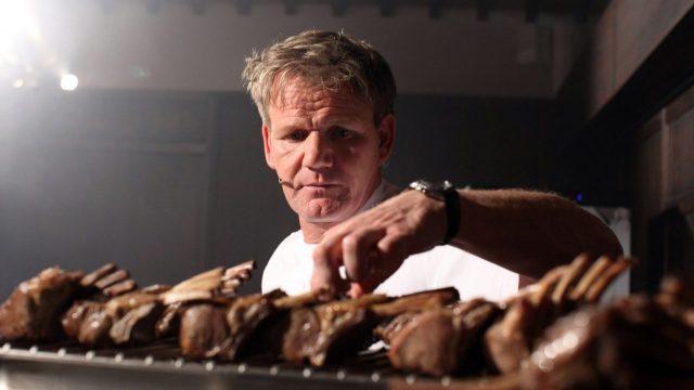 Gordon Ramsay serie Costa Rica