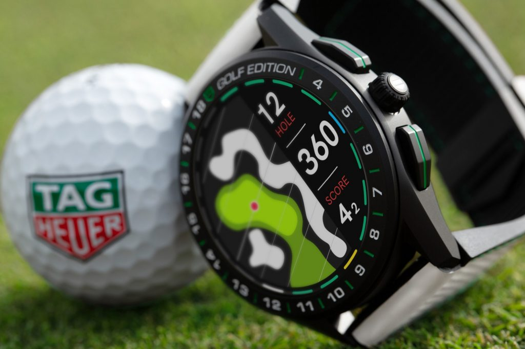 Tommy Fleedwood golf reloj