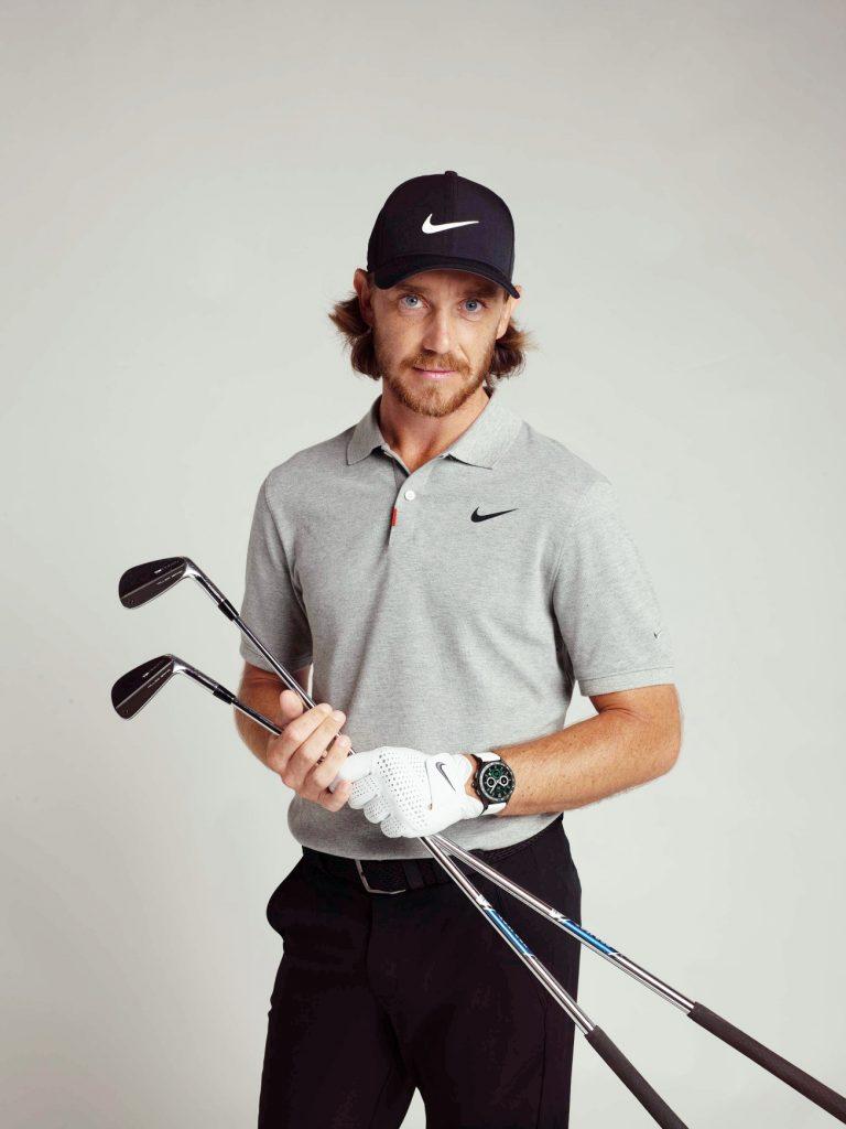Tag Heuer Tommy Fleewood golf reloj