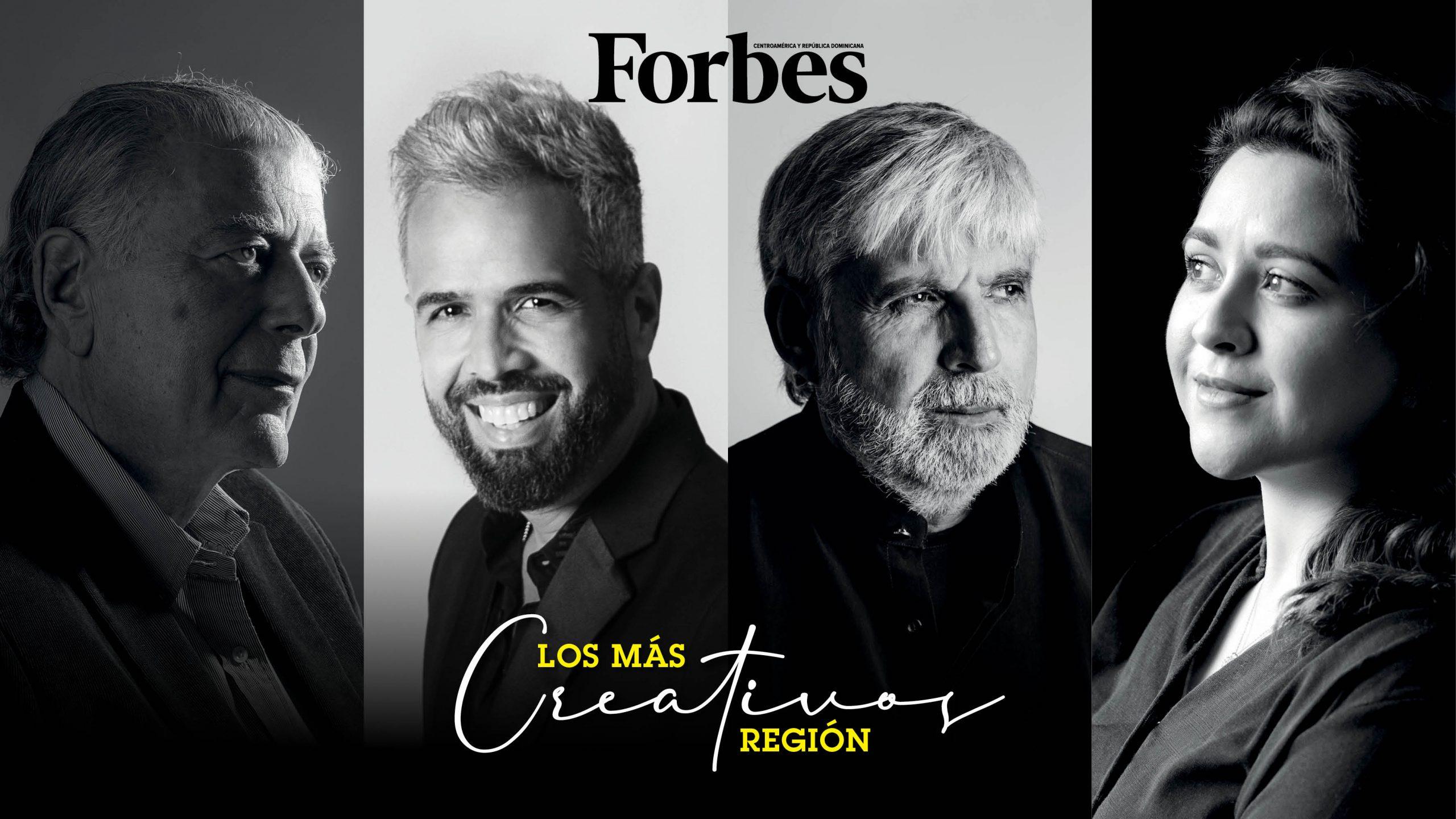 Los más creativos de la región