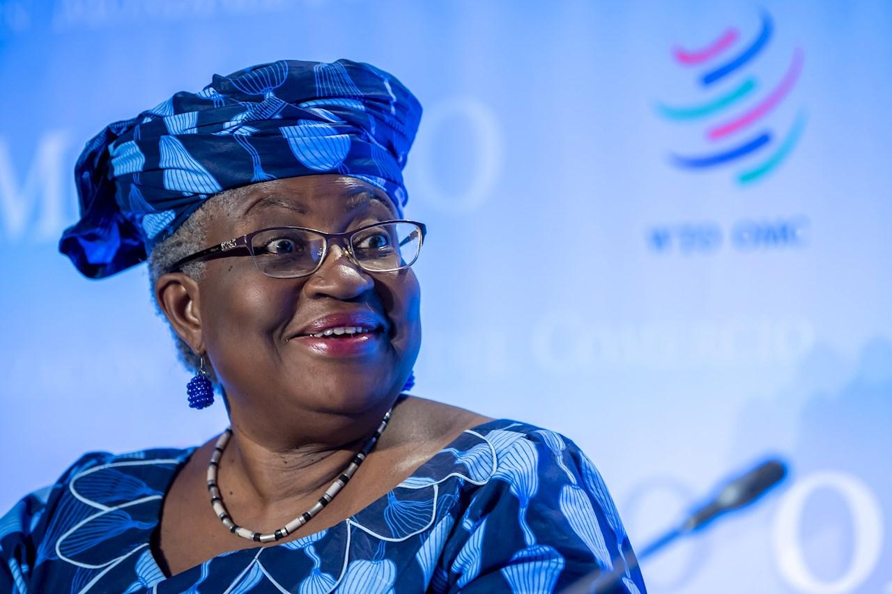 Ngozi Okonjo-Iweala, la primera mujer en dirigir la OMC